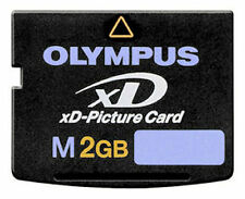 Olympus XD 2GB Picture Card Type M MXD1GM3 For Cameras OLYMPUS and FUJIFILM