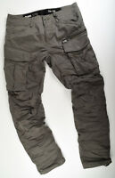 G-STAR RAW, Rovic Zip 3D Straight Tapered, Cargohose Stretch W40 L38