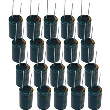 20pcs Electrolytic Capacitors 4700uF 4700mfd 25V +105℃ Radial 16 x 26mm