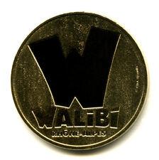 38 LES AVENIERES Parc Walibi Rhône-Alpes 2, Logo, 2014, Monnaie de Paris