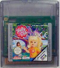 jeu SHELLY CLUB sur nintendo game boy color gbc spiel juego gioco fille girl