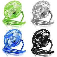 USB Ventilator | Tischventilator / Fan / Lüfter | USB ver.Farbe