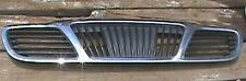 98 1998 Daewoo Lanos 2 Door Coupe Chrome Front Grille Grill