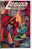 DC Comics Legion Of Super Heroes Vol 3 #14 January 1991 NM