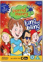 Horrid Henry And The King Of Bling [DVD][Region 2]