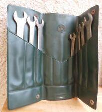 Jeu 7 Clés Plates Mixtes 7/32 - 7/16 DREUSICKE W. Germany Set 7 Mixed Flat Keys