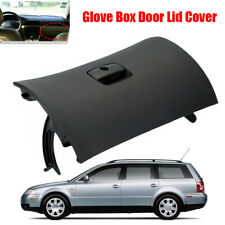 Black Box Lid Door Glove Box Lid Cover For VW Passat Estate B5 & B5.5 1998-2005