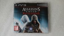 Assassin's Creed Revelations PS3 PROMO Game RARE PlayStation 3 Promotional NEW