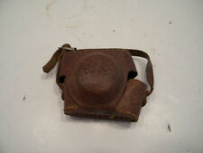 Vintage Collectible C.M.C. Mini Leather Camera Case