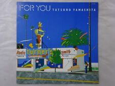 Tatsuro Yamashita For You Air RAL-8801 Japan  VINYL LP