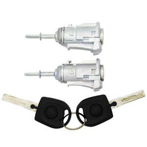 604837167/168 DOOR LOCK BARREL CYLINDER FOR VW GOLF 4 IV MK4 BORA A6 1997-2003