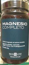 BIOS LINE Integratore alimentare Principium Magnesio Completo 400 g