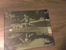 MINT ORIGINAL 2001 BUICK LESABRE 38 PAGE DEALER SALES BROCHURE (BOX 627)