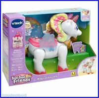 NEW Vtech Toot Toot Friends Magical Unicorn Interactive Toy With Lights & Sounds