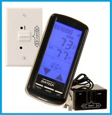 SKYTECH 5301P Thermostat Fireplace Remote Control for gas fireplace Touch Screen