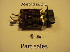 Sansui 2000 Receiver Switch Board Selects High/Low Filters. Parting Entire 2000.