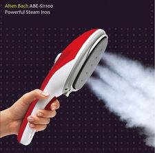 AltenBach Garment Steamer Steam Iron 3in1 Handheld Sterilization Red ABE-SI1100