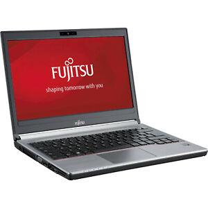 13.3 inch Laptop Fujitsu Lifebook E734 i5-4210M 4GB RAM 128GB SSD No Windows