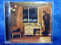 BRANDON FLOWERS Flamingo CD (includes Crossfire & Only The Young) THE KILLERS