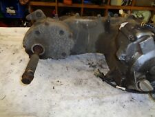 KYMCO EGO 125 4T SCOOTER MOPED PART ENGINE MOTOR ASSY GOOD COMPRESSION
