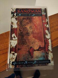 Sandman 4 DC Vertigo 1989 1st Appearance Of Lucifer Morningstar