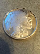 Buffalo/American Indian 1 oz Silver Bar .999 Fine