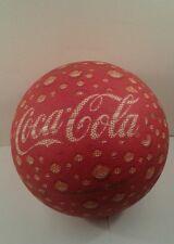 Coca-Cola Collectible Soda Brand Standard Size Basketball