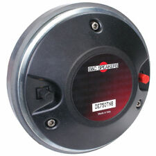 """B&C DE750TN-8 2"""" Titanium Horn Driver 220W 8 Ohm 4-Bolt, 3"""" aluminum voice coil"""