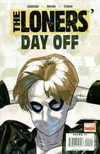 THE LONERS #2 Darkhawk, Green Goblin, Spider-Woman, Nice! NM New (2007) Marvel