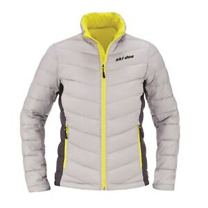 SKI DOO LADIES PACKABLE JACKET - ICE - 4407940