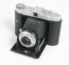 Franka Solida JR 35mm Folding Bellows Camera Frankar Anastigmat 75mm f/5.6 RARE
