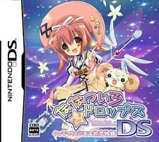 Used Nintendo DS Nanatsuiro Drops Touch de Hajimaru Hatsukoi Monogatari japan