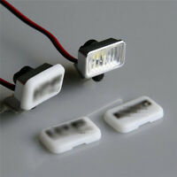 LED Side Lamp Turn Signal Lights Set for 1/10 1/14 TAMIYA Tractor Truck RC Car