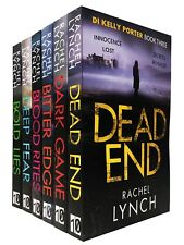 RACHEL LYNCH ___ D I KELLY PORTER 6 BOOK SET ___ BRAND NEW ____ FREEPOST UK