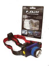 (34760) JOLUVI LINTERNA LAMPARA LUZ LED FRONTAL CABEZA 1100 LM 60 METROS