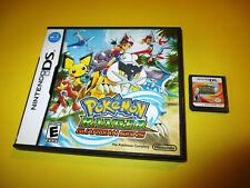 Pokemon Ranger Guardian Signs (Nintendo DS) Lite DSi XL 3DS 2DS w/Case No Manual