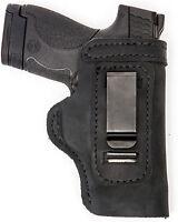 LT Pro Carry Leather Gun Holster For Glock Models 17 22 31 19 23 32 36 26 27 33