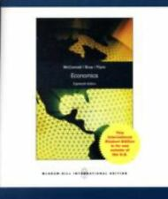 NEW - Economics, 18th Edition by McConnell; Brue; Flynn