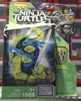 Mega Bloks LEO Stealth Camuflaje Teenage Mutant Ninja Turtles Combined Shipping!