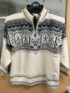 Dale of Norway Torino 2006 Olympic Winter Games 1/4 Zip Sweater - Men's XS (NH)