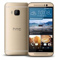 "Unlocked Teléfono Móvil 5"" HTC ONE (M9) 3G/4G LTE 32GB 20.0MP Android GPS - Oro"