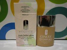 Clinique ~ Even Better Glow Light Reflecting Makeup ~ Wn 22 Ecru ~ 1 Oz Boxed