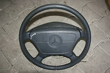 Mercedes e c clase w210 antes Mopf w202 volante airbag volante sin cuero-gris