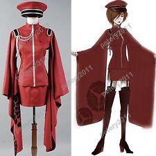 Custom-made Vocaloid Hatsune Miku Senbon Sakura Kimono Meiko Cosplay Costume