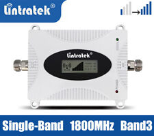 Lintratek Single-Band 1800 DCS 2G3G Booster Handy Signalverstärker Repeater