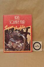 Vtg 1984 Haynes Ariel Square Four 4 Super Profile HIstory HC Book By Harper
