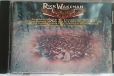 Journey to the Centre of the Earth by Rick Wakeman (CD, Sep-2000, A&M (USA))