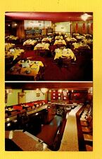 South Beloit,IL Illinois, Saladino's New Playdium,colorful Dining Rom & Lounge