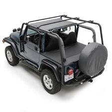 Smittybilt 76713 SRC Roof Rack 300 Lb. Rating For 1997-2006 Jeep JK Wrangler