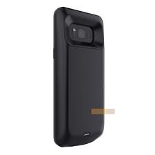Coque BATTERIE Externe 5500mAh Noir / SAMSUNG Galaxy S8+, S8 Plus